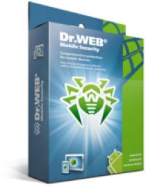 Dr.Web Mobile Security Suite[1 year]