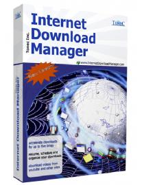 Internet Download Manager[1 year license]