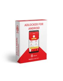 AdLock for Android device [1 year license]