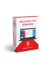AdLock for Windows [1 year license]