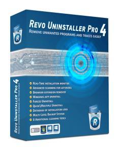 Revo Uninstaller Pro Boxed Picture
